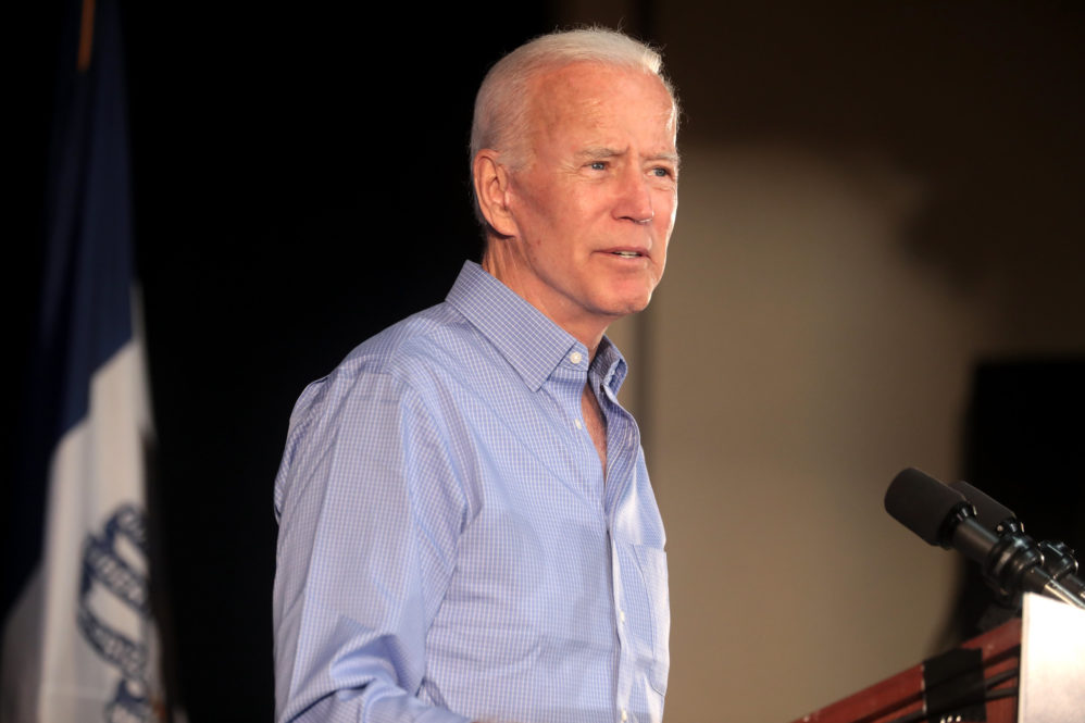 DNC Held Fundraiser With Corporate Executives Despite Biden's Pledge To Refuse Money From Lobbyists