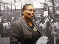 Civil Rights Leader Lynda Lowery Reminds Us Why It's Wrong To Erase History