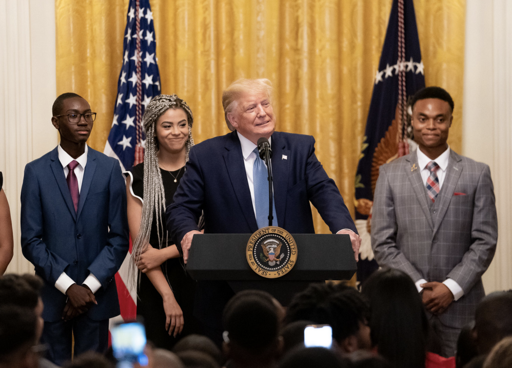 One In Five Black Male College Students Support Trump In New Poll