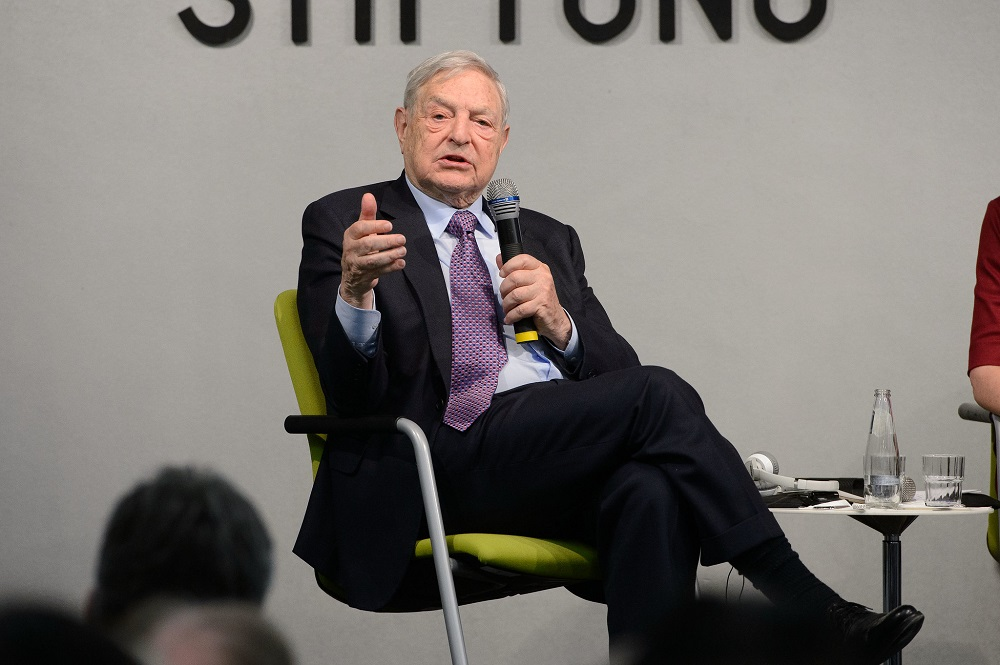 Why Aren?t We Allowed To Talk About George Soros?s Plan To Remake America? (thefederalist.com)