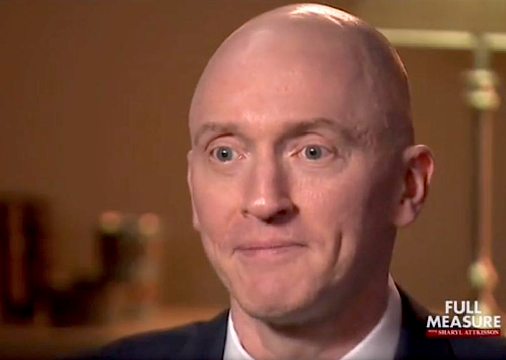 FISA abuse against Carter Page