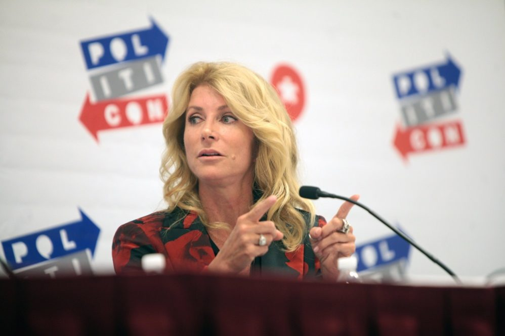 Abortion Fanatic Wendy Davis Also Wants To Grab Your Guns
