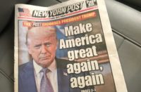 Like So Many Conservatives, The New York Post Has Come Around On Trump