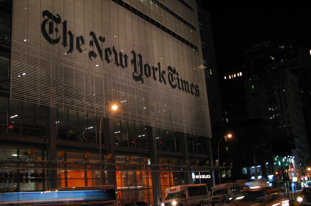 Why The New York Times Was Wrong To Fire Lauren Wolfe