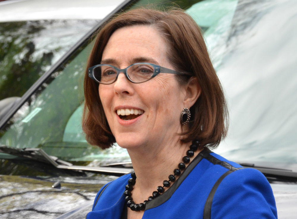 Oregon Governor: Snitch On Your Neighbors For Violating Thanksgiving COVID Orders