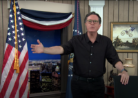WATCH: Late Night Host Stephen Colbert Throws On-Air Temper Tantrum Raging Against Trump