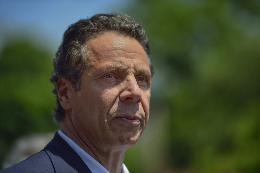 New York Bill Would Let Governor Imprison, Forcibly Medicate People Suspected Of Illness