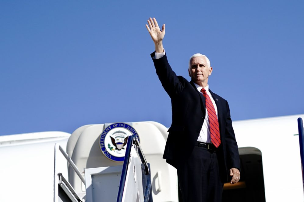 Niskanen Center Executive Calls For Execution Of Mike Pence By Lynching