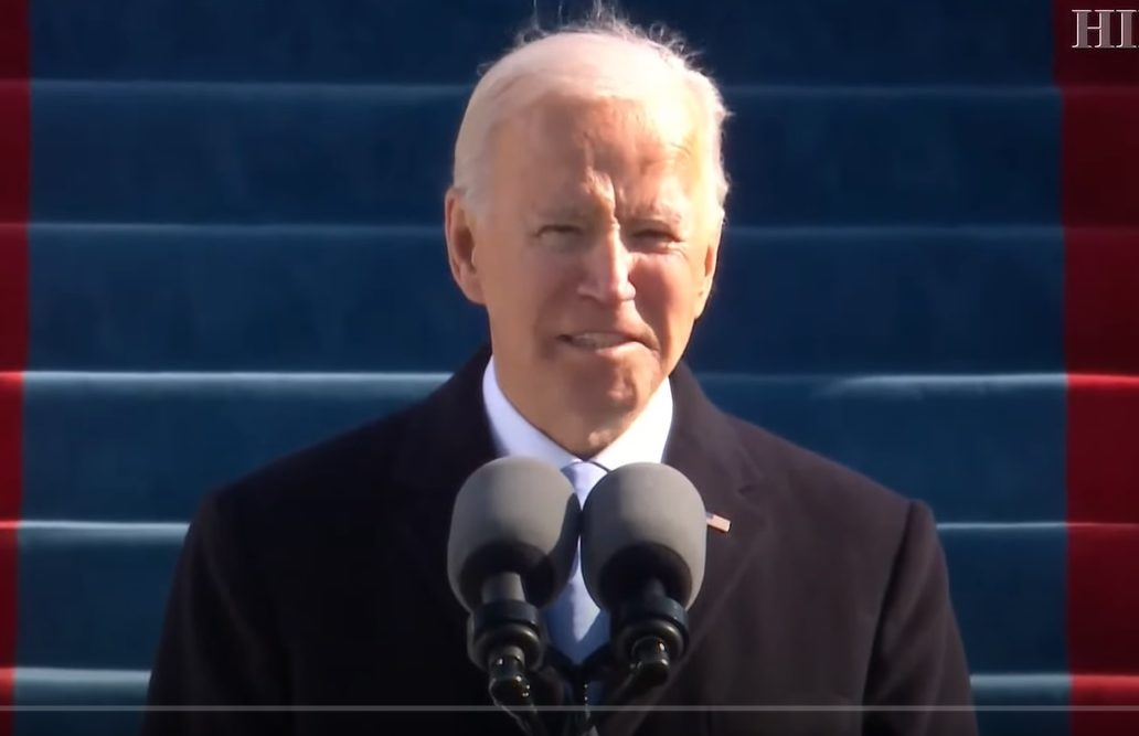 Joe Biden Inaugural Address