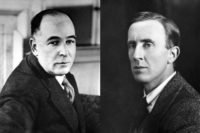How The Suffering Of World Wars Seeded The Creativity Of J.R.R. Tolkien And C.S. Lewis