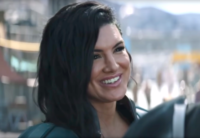 'Mandalorian' Star Gina Carano Takes Us Behind The Scenes, Explains Her Politics
