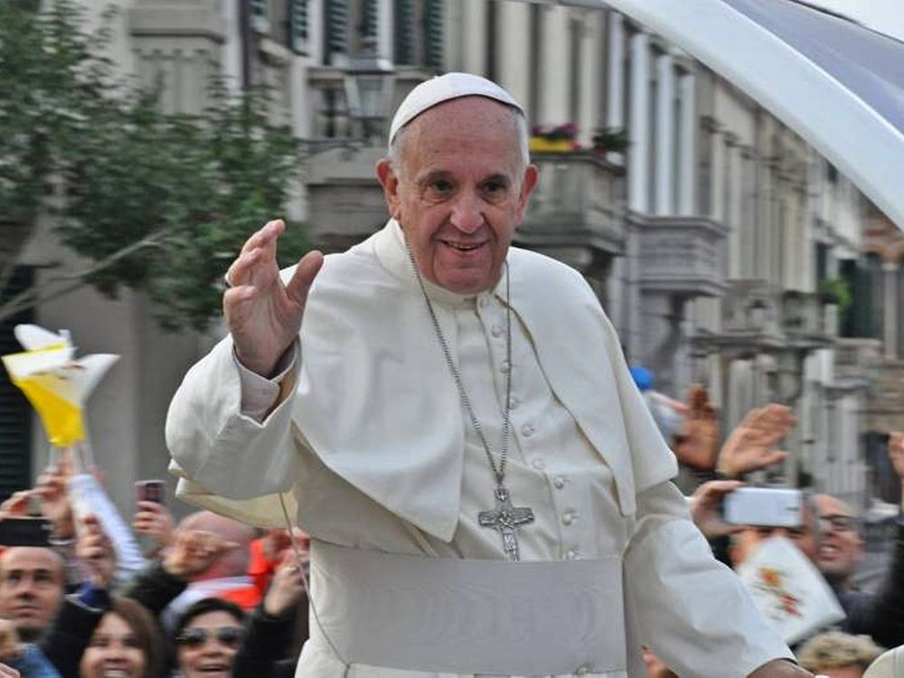 anti-catholic move from pope francis