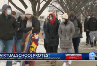 Fed Up Milwaukee Students Demand In-Person Learning