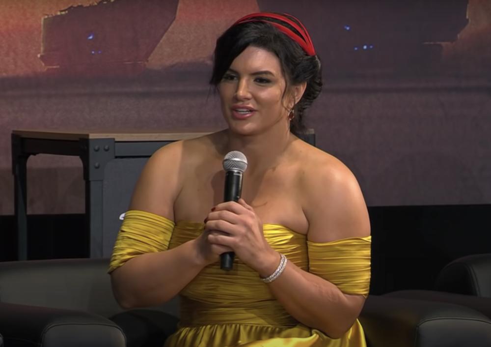 Gina Carano fired