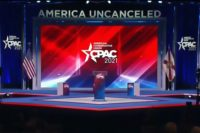 No, CPAC's Stage Layout Wasn't A Secret Nazi Symbol, And It's An Offensive Claim With Zero Evidence
