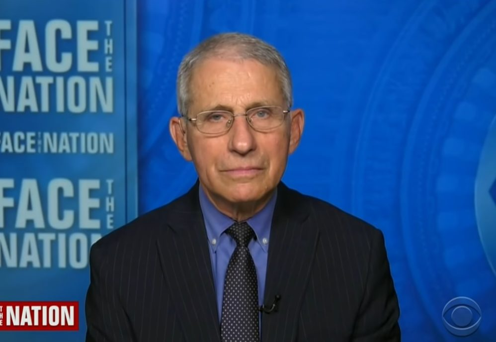 America Will Be In Lockdown As Long As Dr. Fauci Is A God
