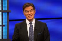 Who Wants to Be the Next 'Jeopardy!' Host: Dr. Mehmet Oz