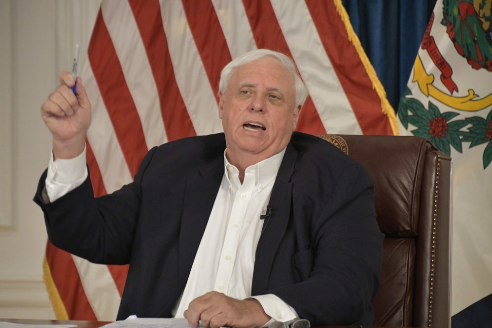 West Virginia Governor To Sign Bill Banning Biological Men From Competing In Women's Sports