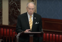 Sen. Grassley Blasts Big Tech Censorship Under 'Sweeping' Section 230 Immunity: 'The System Is Rigged'