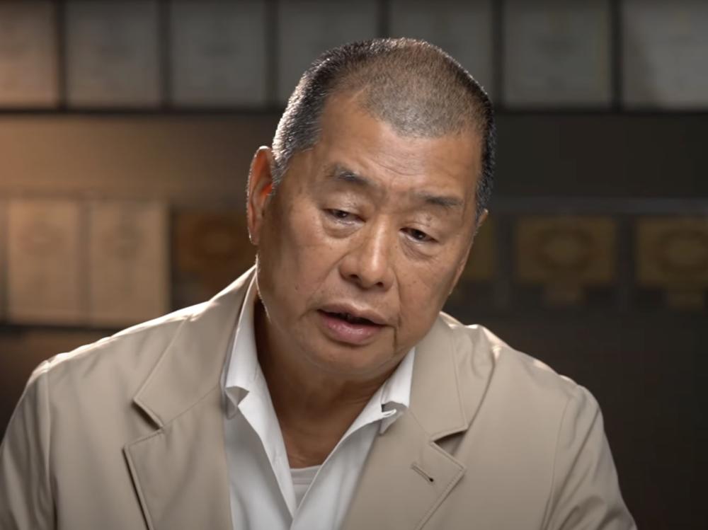 Jimmy Lai, Hong Kong, pro-democracy