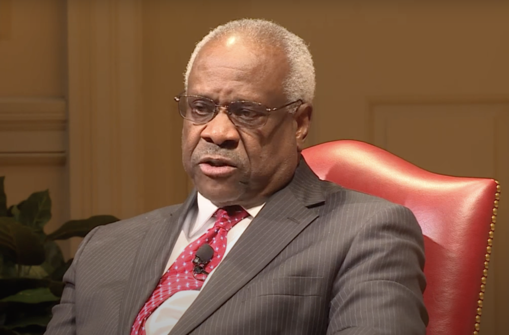 Clarence Thomas Rips SCOTUS Double Standard On Teen Maturity: 'Child' For Murderer vs. 'Young Woman' For Abortion-Seeker