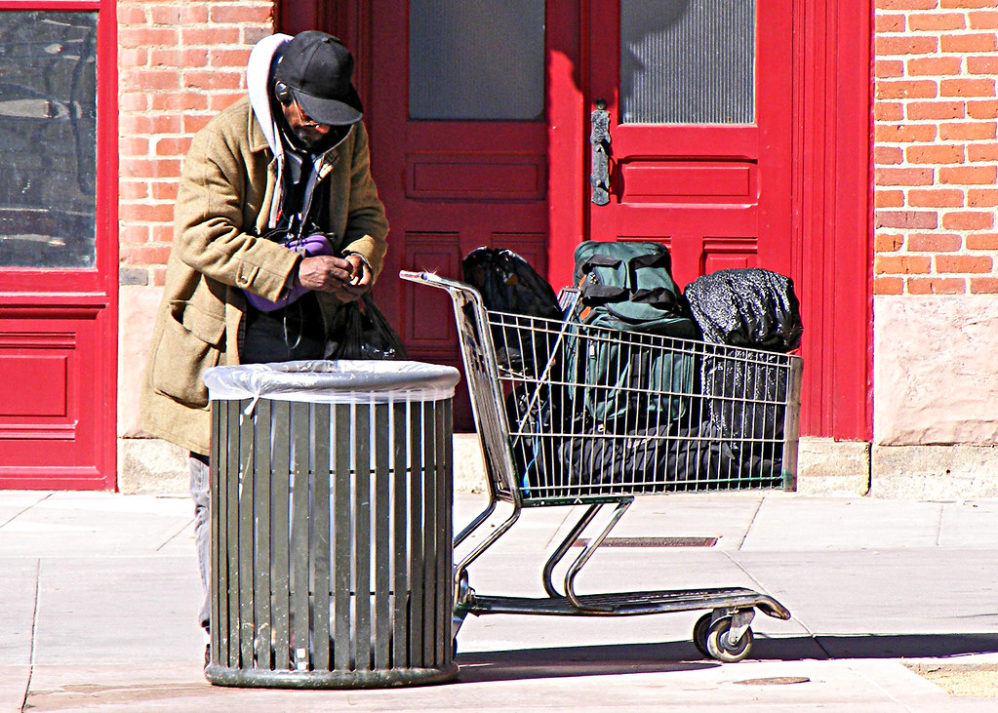Go West, Vagrants: Los Angeles To Give Poor Residents $1,000 A Month For The Next Three Years