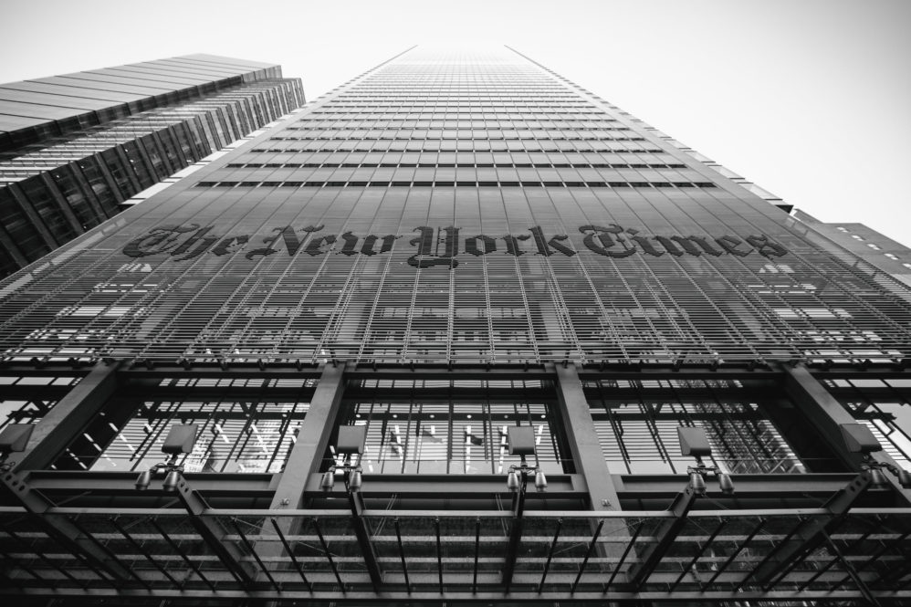 New York Times Reporter Wants To Kill Plausible COVID Lab-Leak Theory Because Racism