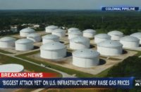 Cyberattack Shuts Down Colonial Pipeline, Threatens To Raise Gas Prices