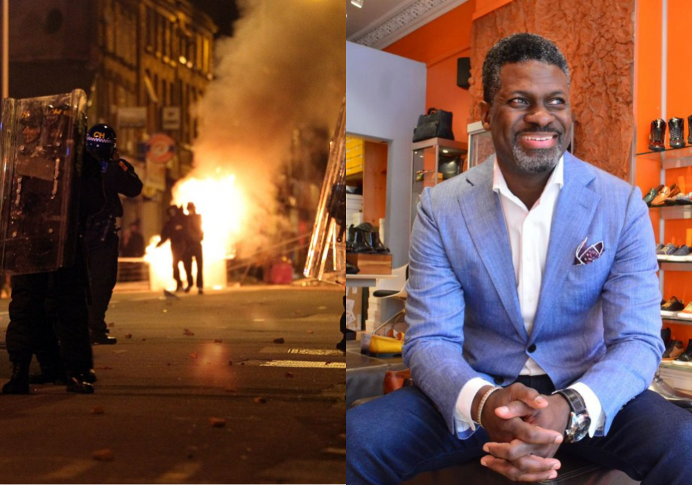 This Black-Owned Boutique In Philadelphia Didn't Let BLM Rioters Spell Its Doom
