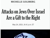 New York Times Stealth Edits Headline Claiming 'Attacks On Jews' Are Bad Because They Help Conservatives