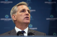 McCarthy To Members Of Congress: 'Our Country Is In Crisis'