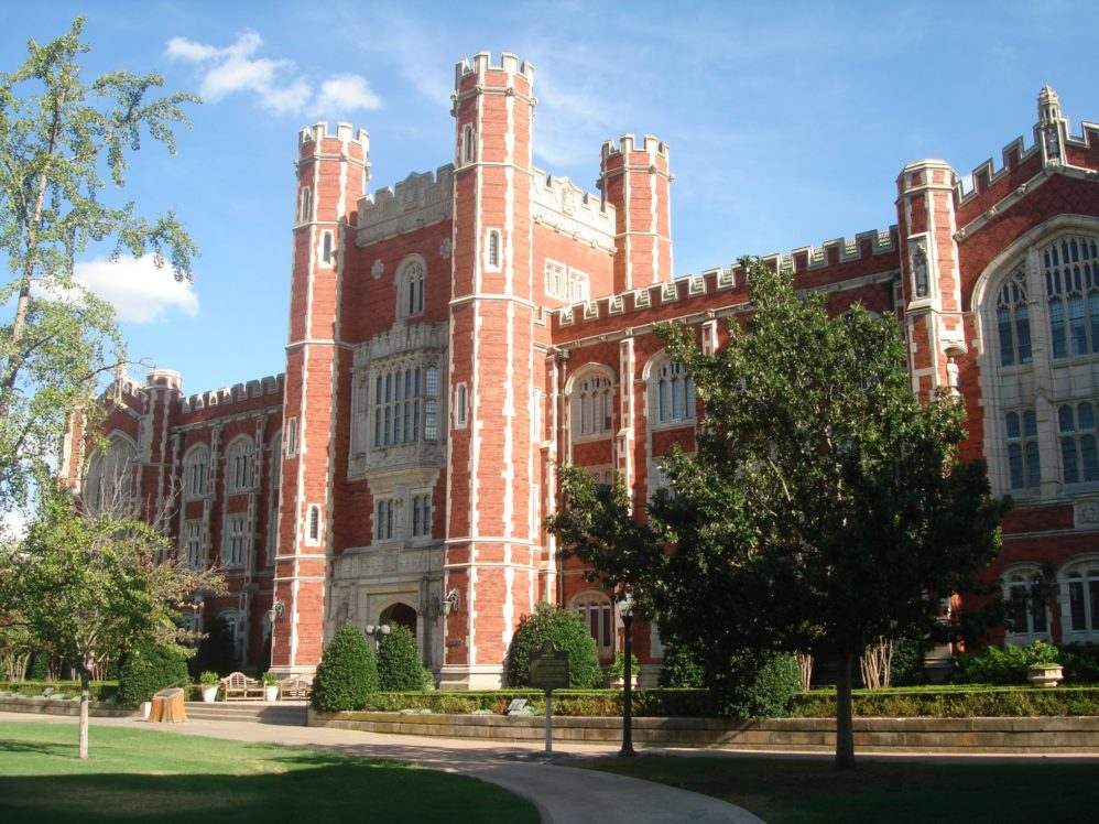 New Video Shows University Of Oklahoma Faculty Teaching How To Silence And Punish 'Problematic' Conservatives