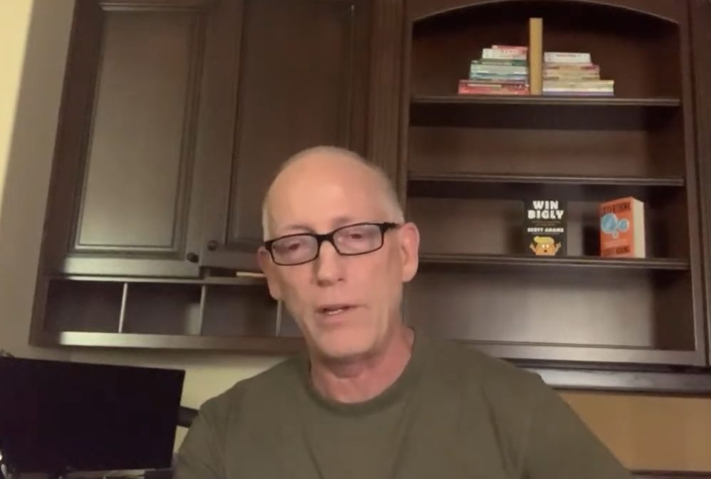 Scott Adams Shares Emotional Story Of Losing His Stepson To Fentanyl