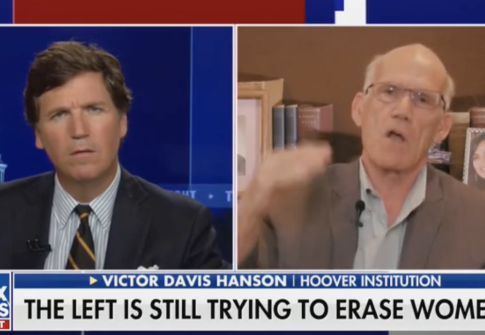 Victor Davis Hanson: AOC And Others Opposed To Childbearing Suffer From 'Prolonged Adolescence'