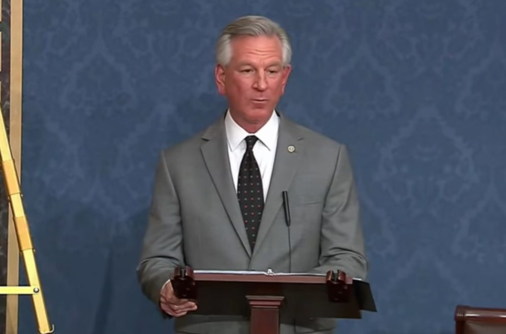 Sen. Tommy Tuberville Proposes Bill To End 'Slush Fund' Settlements To Far-Left Groups