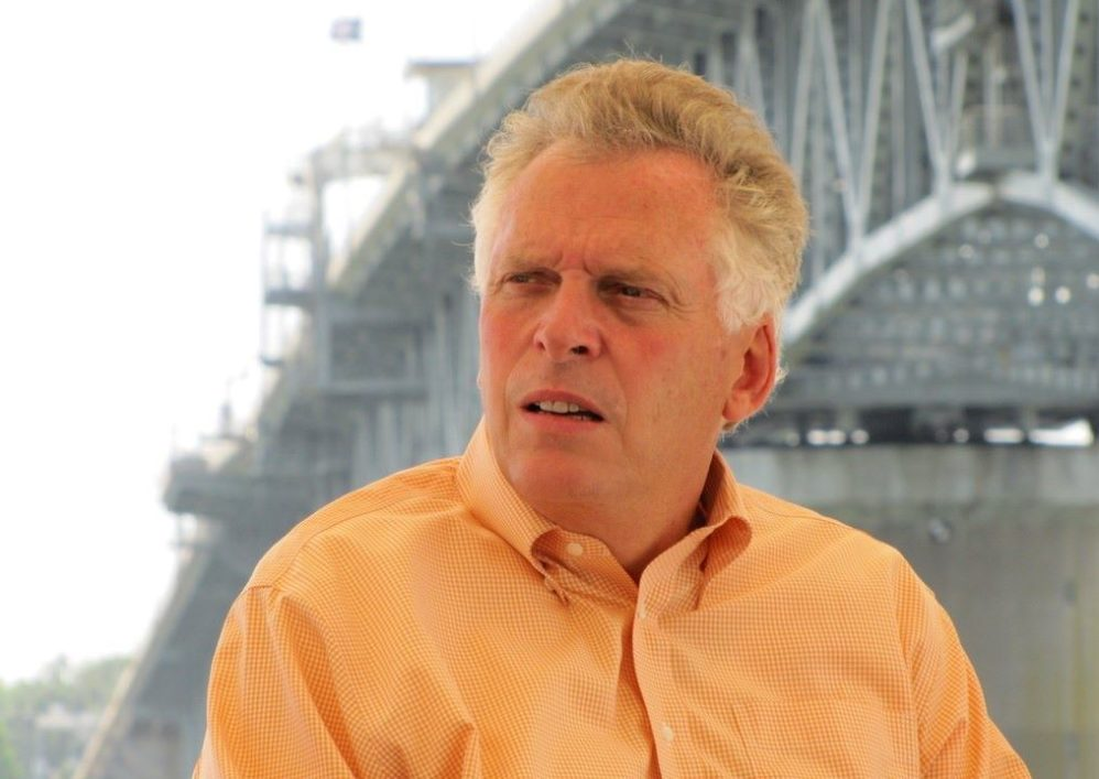 After Terry McAuliffe Slammed His GOP Opponent's Company, Financial Docs Show He Invested In It