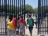 Illegal Aliens Flood U.S., But White House Says COVID Ban On Legal International Travel Must Stay