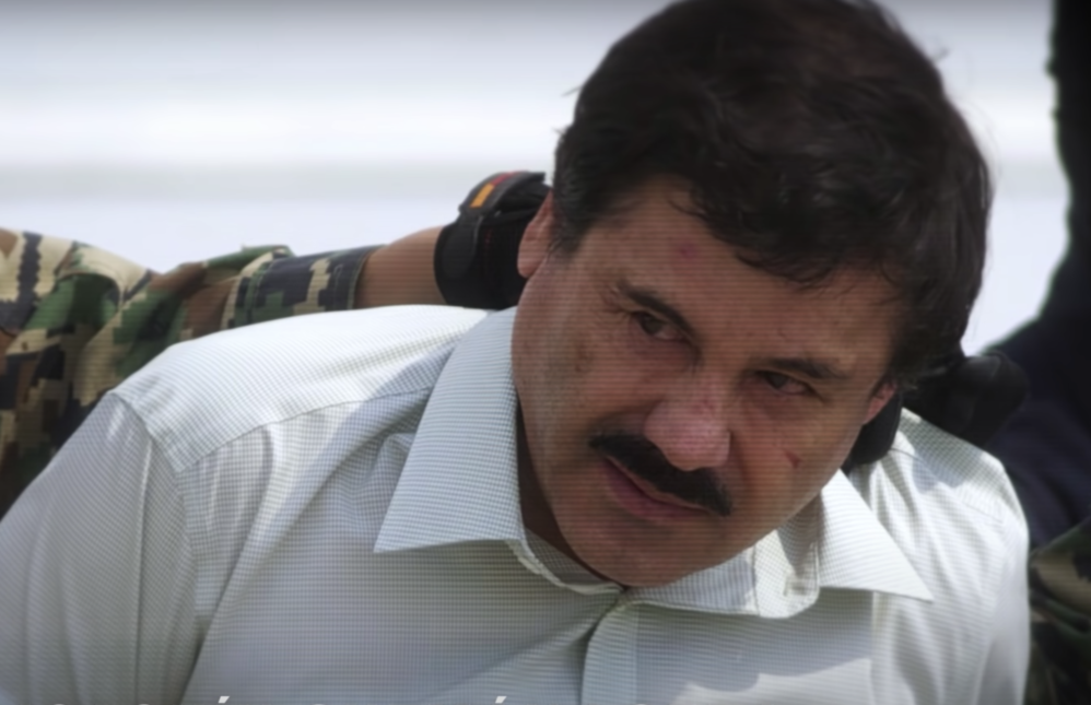 How El Chapo's Rise Exposes The Corruption Of The Mexican State