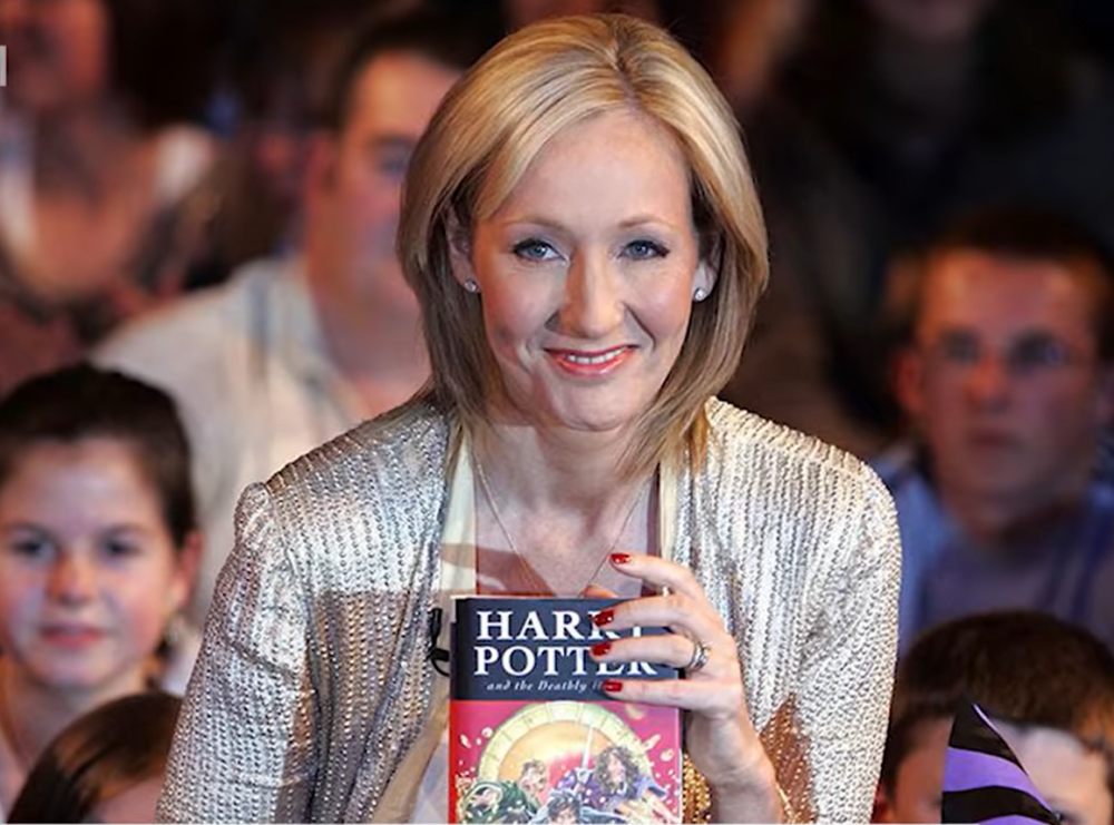 J.K. Rowling's Haters Are Back, Proving The Left Will Never Forgive Dissenters