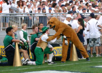 After Fighting Irish Fans Reject Poll Claiming Their Mascot Is 'Offensive,' Poll Results Disappear