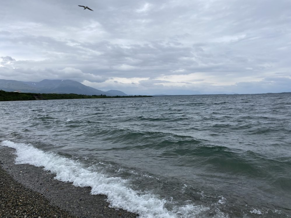 Amid Anxious Fishing Industry, Residents In Alaskan Village Pray For Pebble Mine