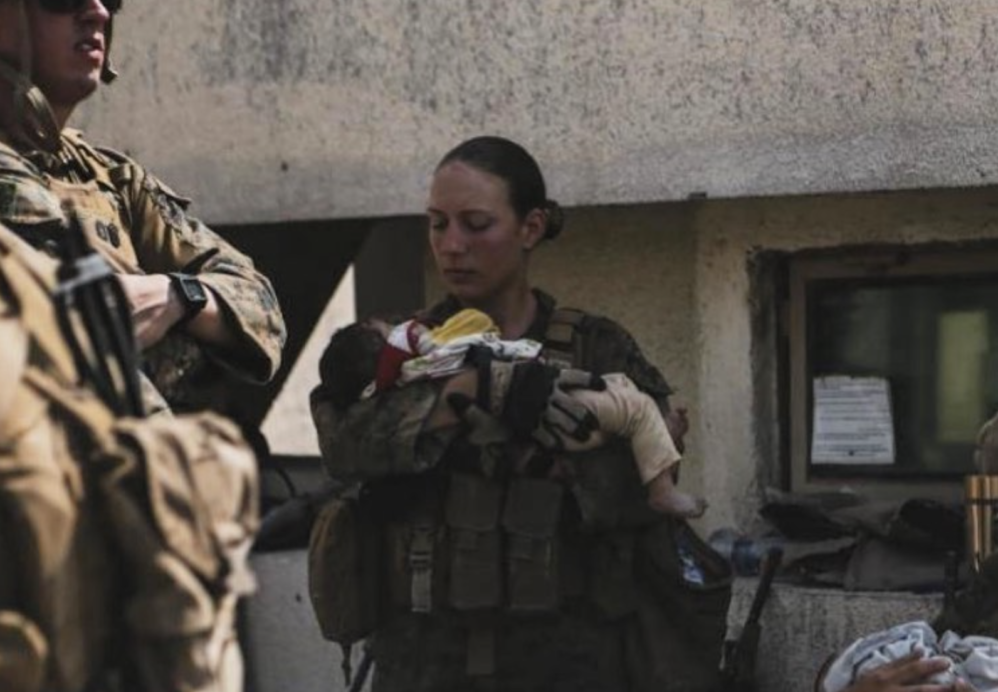 23-Year-Old Marine Days Before She Was Killed In Kabul Attack: 'I Love My Job'