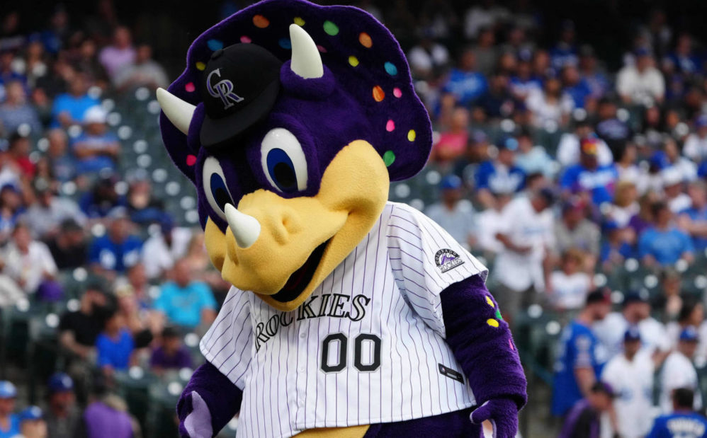 After Media Run With Story Of Rockies Fan Yelling Racial Slur, Evidence Shows He Was Yelling At Mascot