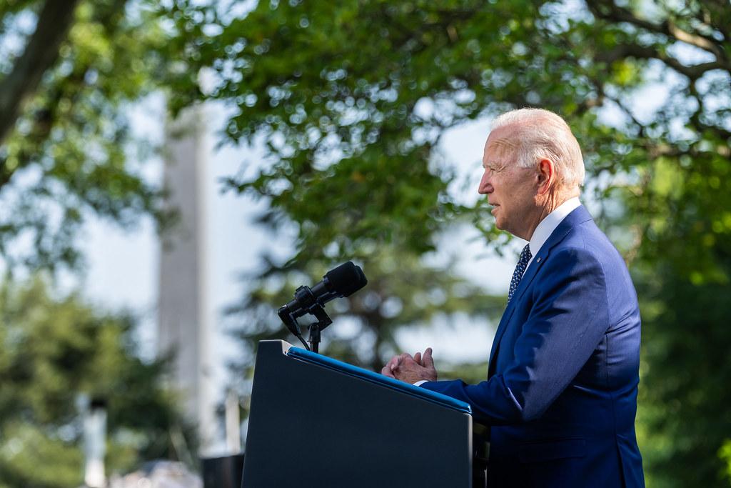 Joe Biden destruction pattern