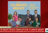 'Climate Night' Was Just As Condescendingly Cringey As Expected