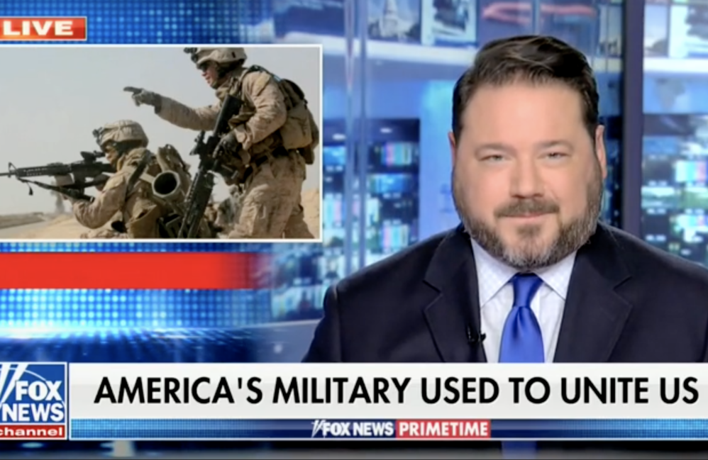 Domenech: America's Military Used To Unite Us, Now Its Brass Are Tearing Us Down