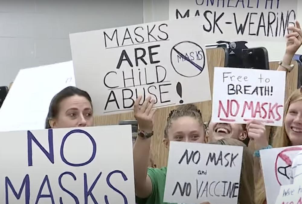 Pennsylvania school boards protest